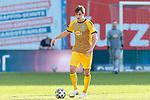 20.02.2021, xtgx, Fussball 3. Liga, FC Hansa Rostock - SV Waldhof Mannheim, v.l. Max Christiansen (Mannheim, 13) <br /> <br /> (DFL/DFB REGULATIONS PROHIBIT ANY USE OF PHOTOGRAPHS as IMAGE SEQUENCES and/or QUASI-VIDEO)<br /> <br /> Foto © PIX-Sportfotos *** Foto ist honorarpflichtig! *** Auf Anfrage in hoeherer Qualitaet/Aufloesung. Belegexemplar erbeten. Veroeffentlichung ausschliesslich fuer journalistisch-publizistische Zwecke. For editorial use only.
