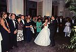 FESTA DI COMPLEANNO DI ALESSANDRA GUCCI - VILLA BORROMEO A CASSANO D'ADDA 1994