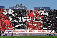 Bologna supporters <br /> Bologna 27/10/2019 Stadio Renato Dall'Ara <br /> Football Serie A 2019/2020 <br /> Bologna FC - Sampdoria UC<br /> Photo Daniele Buffa / Image Sport / Insidefoto
