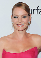 NEW YORK, NY - JUNE 13: Uma Thurman attends the 4th Annual amfAR Inspiration Gala New York at The Plaza Hotel on June 13, 2013 in New York City. (Photo by Celebrity Monitor)