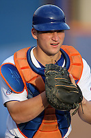 March 9, 2010:  Catcher Mike Zunino of the Florida Gators during a game at McKethan Stadium in Gainesville, FL.  Photo By Mike Janes/Four Seam Images