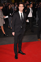 """Ben Lloyd Hughes<br /> arriving for the London Film Festival 2017 screening of """"Breathe"""" at the Odeon Leicester Square, London<br /> <br /> <br /> ©Ash Knotek  D3318  04/10/2017"""