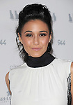 Emmanuelle Chriqui  attends the Shangri-La Entertainment and Gato Negro Films' Girl Walks Into a Bar premiere held at The Arclight Theatre in Hollywood, California on March 07,2011                                                                               © 2010 DVS / Hollywood Press Agency