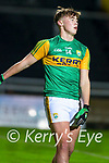 Aaron O'Shea, Kerry during the Munster Minor Semi-Final between Kerry and Cork in Austin Stack Park on Tuesday evening.