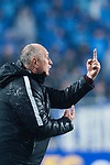 Guangzhou Evergrande Head Coach Luiz Felipe Scolari during the AFC Champions League 2017 Group G match Between Suwon Samsung Bluewings (KOR) vs Guangzhou Evergrande FC (CHN) at the Suwon World Cup Stadium on 01 March 2017 in Suwon, South Korea. Photo by Victor Fraile / Power Sport Images