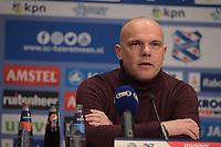 VOETBAL: HEERENVEEN: 21-12-2019, SC Heerenveen - Heracles, uitslag 1-1, Johnny Jansen, ©foto Martin de Jong