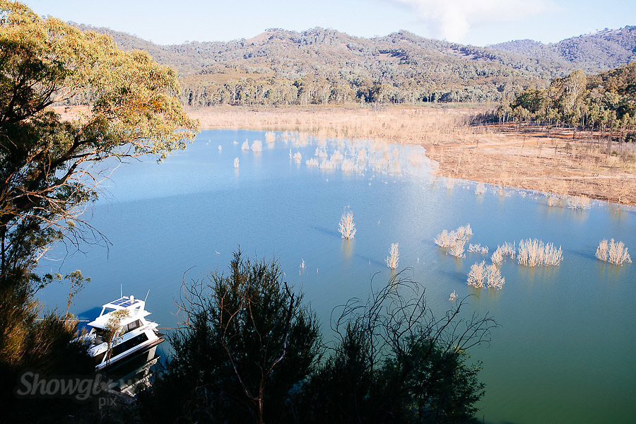 Image Ref: CA327<br /> Location: Lake Eildon<br /> Date of Shot: 21.04.18
