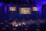 Atmosphere during the Roundabout Theatre Company's 2019 Gala honoring John Lithgow at the Ziegfeld Ballroom on February 25, 2019 in New York City.