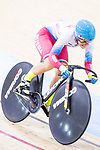 Anastasiia Voinova of Russia competes on Women's 500 TT Finals during the 2017 UCI Track Cycling World Championships on 15 April 2017, in Hong Kong Velodrome, Hong Kong, China. Photo by Chris Wong / Power Sport Images
