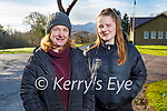 Enjoying a stroll in the Killarney National Park on Saturday, l to r: Susan and Tara Clifford