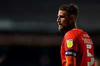 4th May 2021; Kenilworth Road, Luton, Bedfordshire, England; English Football League Championship Football, Luton Town versus Rotherham United; Sonny Bradley of Luton Town