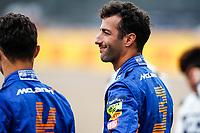 15th July 2021, Silverstone Circuit, Northampton, England;  RICCIARDO Daniel (aus), McLaren MCL35M during the Formula 1 Pirelli British Grand Prix 2021, 10th round of the 2021 FIA Formula One World Championship