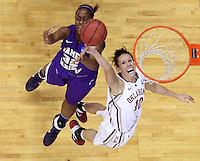 2011 NCAA Oklahoma Miami Women's Basketball
