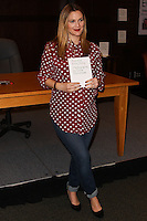 """LOS ANGELES, CA - JANUARY 15: Actress Drew Barrymore signs copies of her new book """"Find It In Everything"""" at Barnes & Noble at The Grove on January 15, 2014 in Los Angeles, California. (Photo by Xavier Collin/Celebrity Monitor)"""