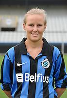 Club Brugge Vrouwen : Elle Decorte<br /> foto David Catry / nikonpro.be
