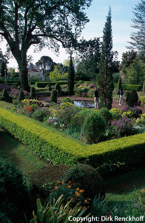 Portugal, Madeira, im Palheiro Garten (Blandy's Garden) bei Funchal