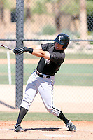 Kevin Dubler, Chicago White Sox 2010 minor league spring training..Photo by:  Bill Mitchell/Four Seam Images.