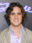 Diego Boneta at The Paramount Pictures L.A. Premiere of FOOTLOOSE held at The Regency Village Theater in Westwood, California on October 03,2011                                                                               © 2011 Hollywood Press Agency