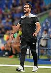 Getafe CF's coach Jose Bordalas during friendly match. August 10,2019. (ALTERPHOTOS/Acero)