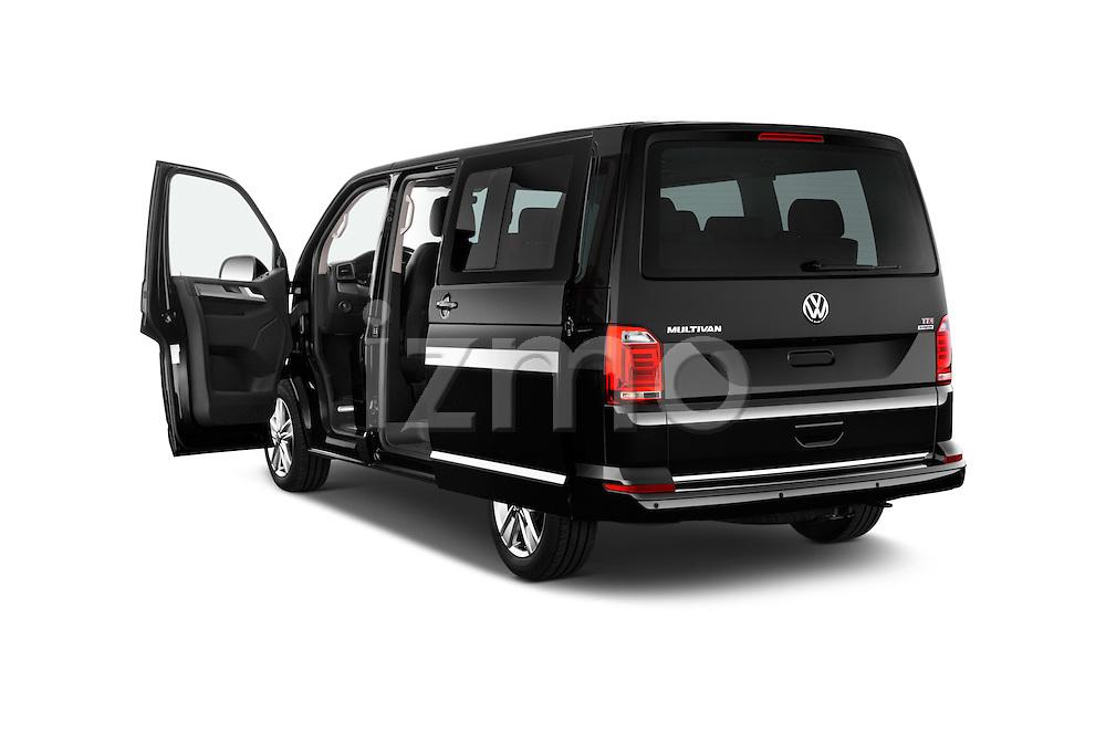 Car images of 2016 Volkswagen Multivan Comfortline BMT 5 Door Passenger Van Doors