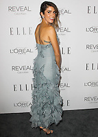BEVERLY HILLS, CA, USA - OCTOBER 20: Nikki Reed arrives at ELLE's 21st Annual Women In Hollywood held at the Four Seasons Hotel on October 20, 2014 in Beverly Hills, California, United States. (Photo by Celebrity Monitor)