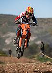 XVII Viver Enduro.<br /> Pequenduro.<br /> Peñas Rubias - La Chana circuit.<br /> April 23, 2017.<br /> Viver, Castellon - Spain.