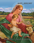 Alfredo, EASTER RELIGIOUS, OSTERN RELIGIÖS, PASCUA RELIGIOSA, paintings+++++,BRTOXX01987,#er#, EVERYDAY