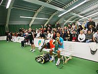 18-01-14,Netherlands, Rotterdam,  TC Victoria, Wildcard Tournament, Fabian van der Lans (NED)<br /> Photo: Henk Koster