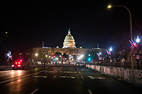 JAN 17 Presidential inauguration preparations in DC