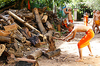 Monks and Novices at work, Siem Reap<br /> , Cambodia<br /> <br /> PHOTO :  Agence Quebec Presse<br /> <br /> <br /> <br /> <br /> <br /> PHOTO : Agence Quebec Presse
