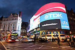 United Kingdom, London: Piccadilly Circus | Grossbritannien, England, London: Piccadilly Circus