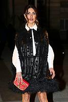 Negin Mirsalehi<br /> Parigi 22/01/2020<br /> Settimana della moda di Parigi <br /> Moda Donna - Giorgio Armani Ospiti <br /> Photo Gwendolin Le Goff/Panoramic/Insidefoto <br /> Italy Only