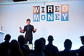 David Rowan, editor, Wired.  Wired Money fintech event, Level39, Canary Wharf.