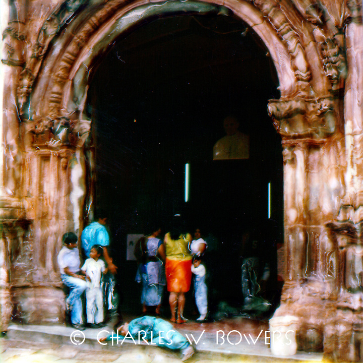 The entire family go on the pilmrimage to a sacred church many villages away.<br /> <br /> -Limited Edition of 50 Prints