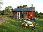 Sauna Cottage on the Island of Kökar, Åland, Finland