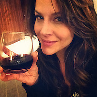 Julie Benz has posted a photo on Instagram with the following remarks:<br /> Unwinding after a great day onset.... #lifeontheline #itsmyfridaynight #lovemyredwine <br /> Instagram, 2014-11-07 10:54:20. <br /> Photo supplied by insight media<br /> <br /> This is a private photo posted on social networks and supplied by this Agency. This Agency does not claim any ownership including but not limited to copyright or license in the attached material. Fees charged by this Agency are for Agency's services only, and do not, nor are they intended to, convey to the user any ownership of copyright or license in the material. By publishing this material you expressly agree to indemnify and to hold this Agency and its directors, shareholders and employees harmless from any loss, claims, damages, demands, expenses (including legal fees), or any causes of action or allegation against this Agency arising out of or connected in any way with publication of the material.