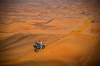 28 McCanney Jamie (gbr), Yamaha, Yamalube Yamaha Official Rally Team, Moto, Bike, action during Stage 11 of the Dakar 2020  <br /> Rally Dakar <br /> 16/01/2020 <br /> Photo DPPI / Panoramic / Insidefoto