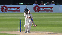 Sam Robson of Middlesex in batting action during Sussex CCC vs Middlesex CCC, LV Insurance County Championship Division 3 Cricket at The 1st Central County Ground on 7th September 2021
