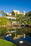 Italien, Suedtirol, Meran: Schloss Trautmannsdorff, Botanischer Garten, Park | Italy, South Tyrol (Alto Adige-Trentino), Merano: Castle Trautmannsdorff, Botanical Garden, Park