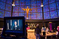 2020/03/22 Corona-Krise | Religion | Fernsehgottesdienst