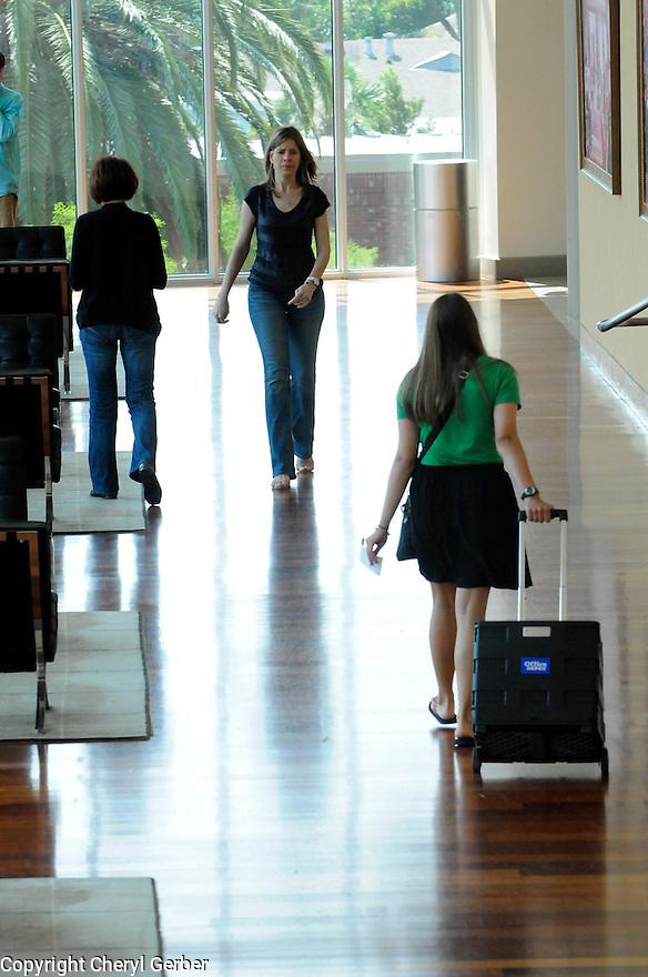 Tulane MBA International students.