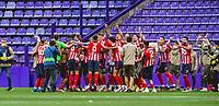 2021.05.22 La Liga Real Valladolid VS Atletico de Madrid
