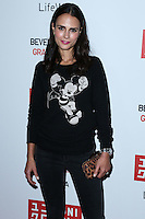 LOS ANGELES, CA, USA - OCTOBER 09: Jordana Brewster arrives at the UNIQLO Los Angeles Store Opening held at the UNIQLO Beverly Center Store on October 9, 2014 in Los Angeles, California, United States. (Photo by Xavier Collin/Celebrity Monitor)