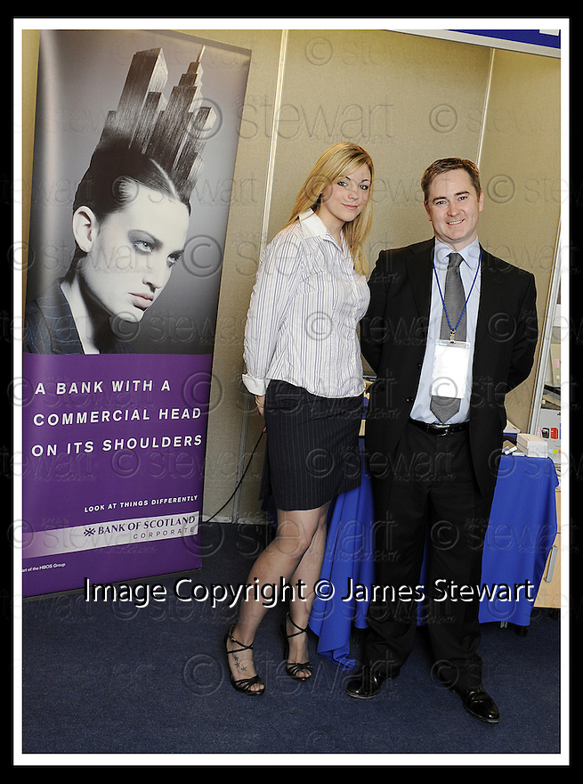 01/05/2008   Copyright Pic: James Stewart.File Name : 45_business_fair.FALKIRK BUSINESS FAIR 2008.BANK OF SCOTLAND.James Stewart Photo Agency 19 Carronlea Drive, Falkirk. FK2 8DN      Vat Reg No. 607 6932 25.Studio      : +44 (0)1324 611191 .Mobile      : +44 (0)7721 416997.E-mail  :  jim@jspa.co.uk.If you require further information then contact Jim Stewart on any of the numbers above........
