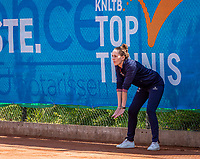 Zandvoort, Netherlands, 9 June, 2019, Tennis, Play-Offs Competition, lineswoman<br /> Photo: Henk Koster/tennisimages.com
