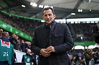 17.02.2018, Football 1. Bundesliga 2017/2018, 23.  match day, VfL Wolfsburg - FC Bayern Muenchen, in Volkswagen Arena Wolfsburg. sport director  Hasan Salihamizic (Bayern Muenchen)  *** Local Caption *** © pixathlon<br /> <br /> Contact: +49-40-22 63 02 60 , info@pixathlon.de