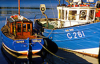Fishing boats, Kinsale, County Cork, Ireland