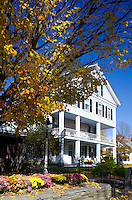 The Grafton Inn in Grafton, Vermont, New England, United States of America, North America