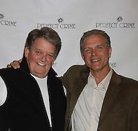 04-18-12 Perfect Crime 25th Anniv. - Richard Shoberg, Rob Sedgwick, Catherine Russell - Mike Minor