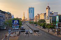 Myanmar, Burma, Yangon